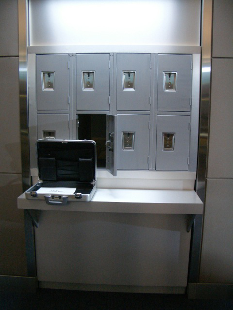 Airport Locker
