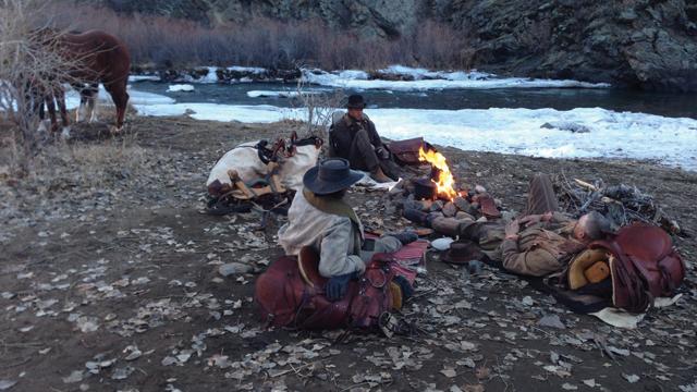 Western - Around Campfire
